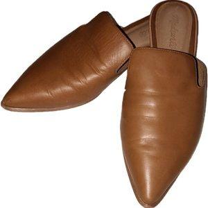 Madewell Gemma in English Saddle Size 9.5 EUC